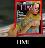 Time Magazine article preceeded national video on TV