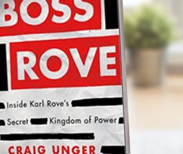 Book: Boss Rove